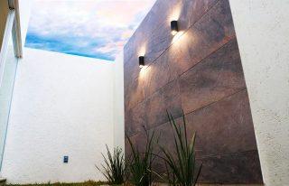 jardín interior modelo démeter cinco bosques